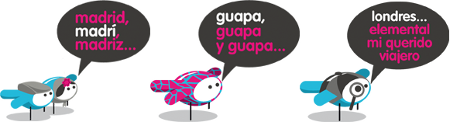 Mascota de Viajes net