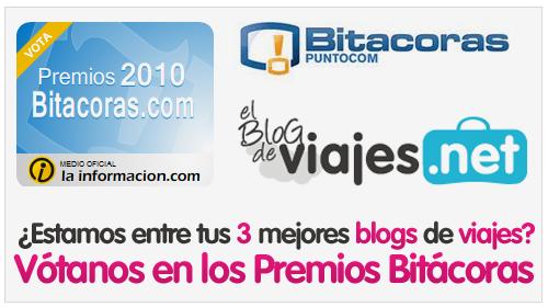 premios bitacoras 2010