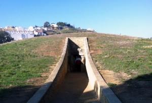 dolmenes de Antequera