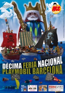 playmobil en Barcelona