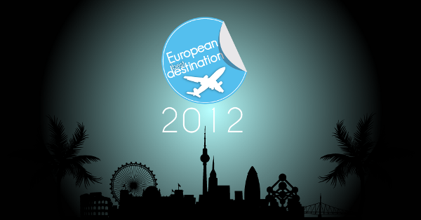 european destination awards 2012