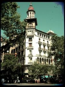 Edificio porteño