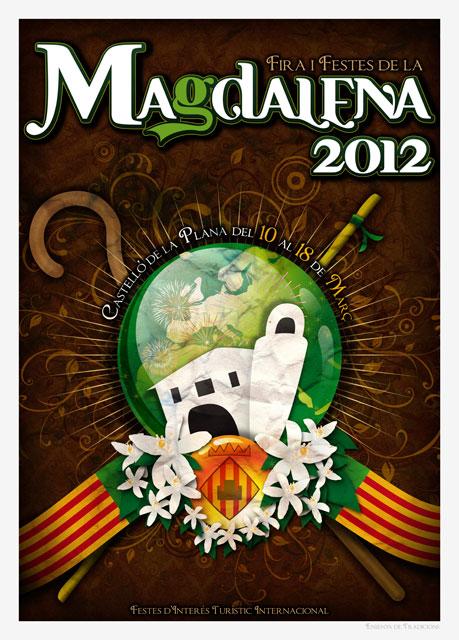 fiestas de la magdalena 2012 de castellon de la plana