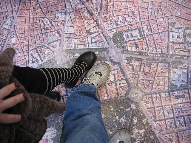 zapatos en Madrid