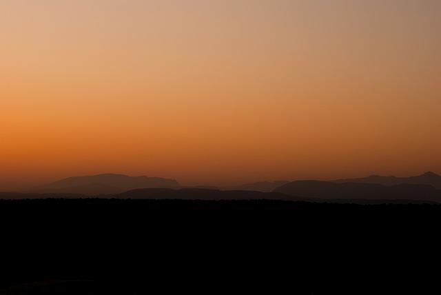 amanecer en Alicante