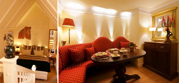el hotel más pequeño del mundo en alemania