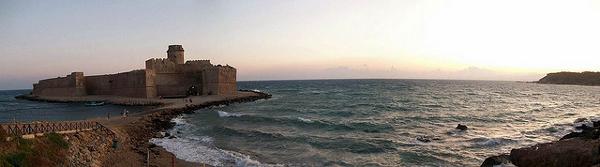 playas de calabria, italia