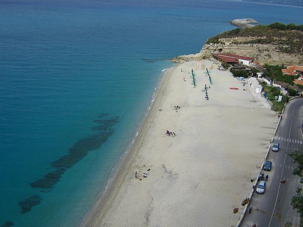 playas de tropea