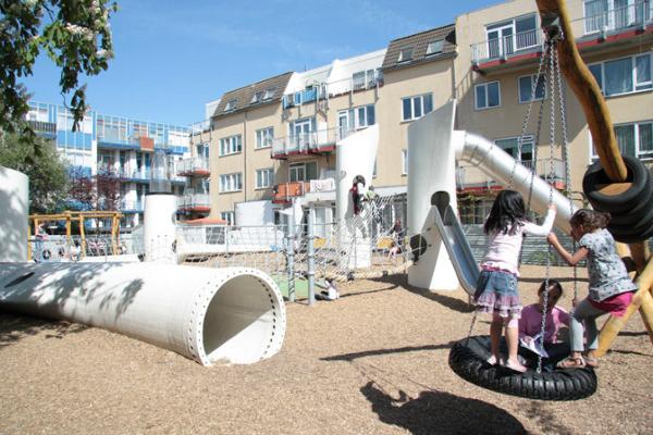 parque sostenible