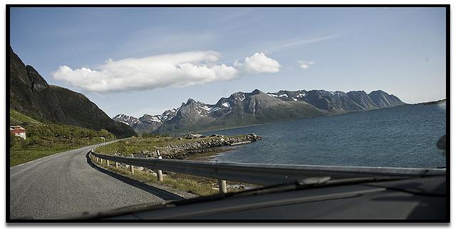 carretera Noruega