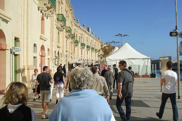 festivales en malta