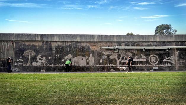 Grafiti inverso