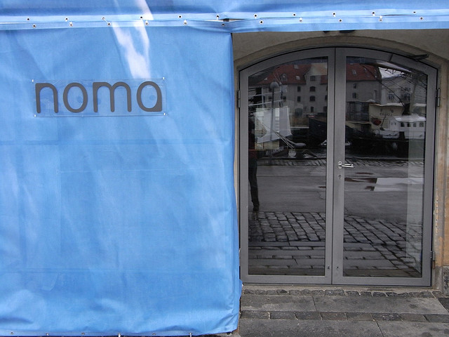 noma restaurante Dinamarca