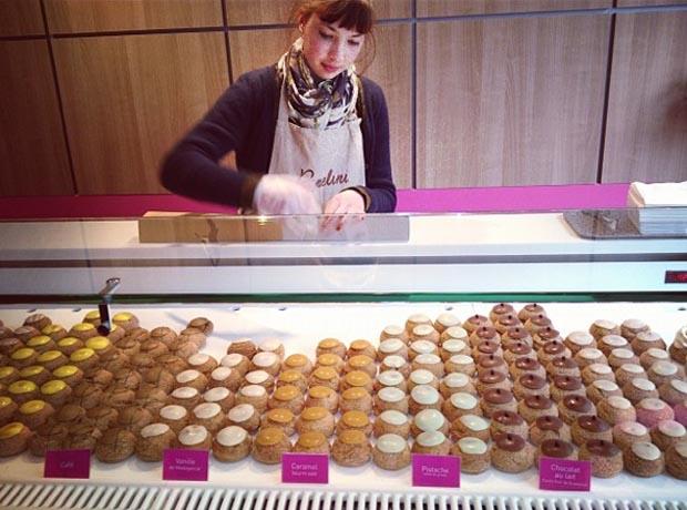 Pastelería Popelini París