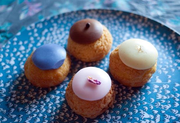 Nuevo pastelito francés