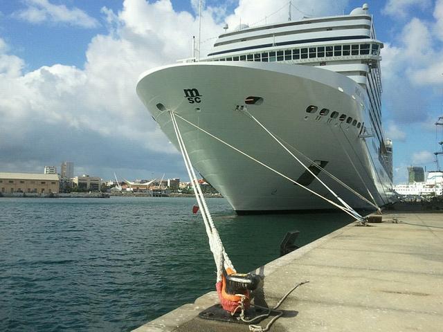 seguridad en cruceros