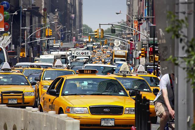 taxis de nuev ayork