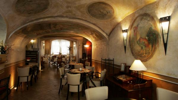 Restaurante del Hotel Leonardo de Praga