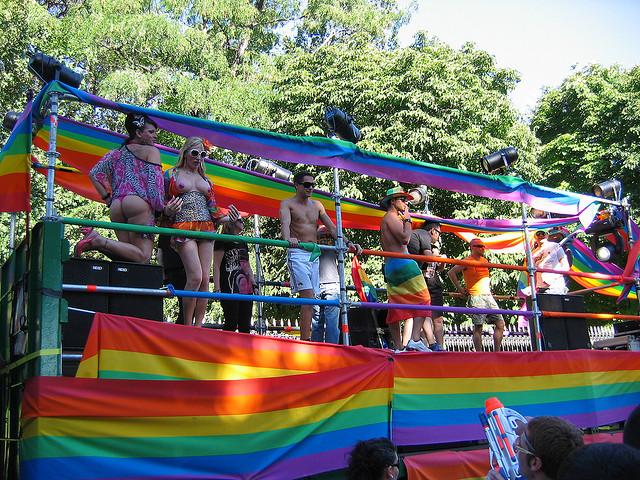 Celebración Día del Orgullo Gay