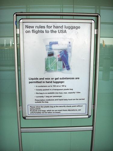 equipaje de mano vuelos