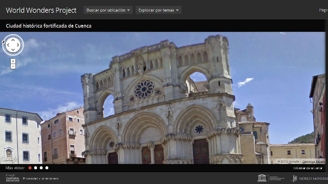 world wonders project cuenca