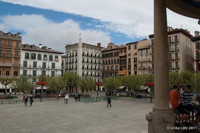 hotel la Perla de Pamplona