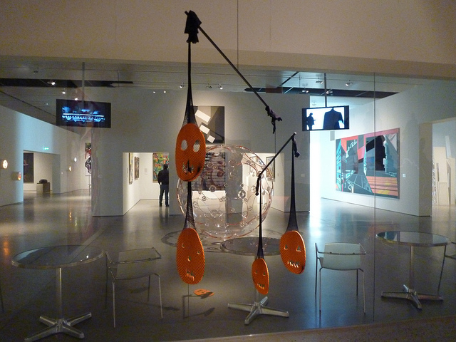 museo aros de Aarhus