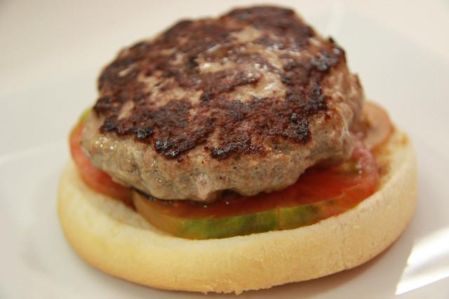 hamburguesa Estados Unidos