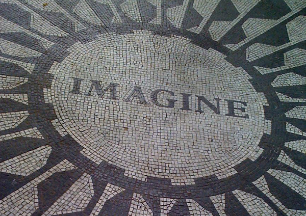 Strawberry Fields en Nueva York
