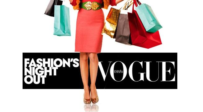 vogue fashion night out 2012 madrid