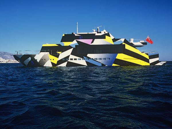 barco guilty en Génova