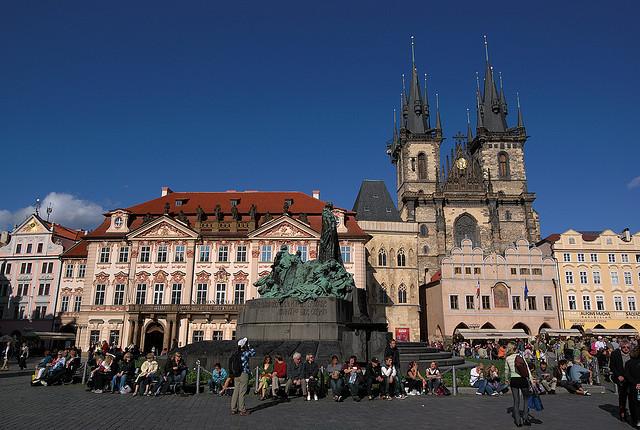 Praga Patrimonio de la Humanidad
