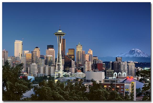 Seattle viajar