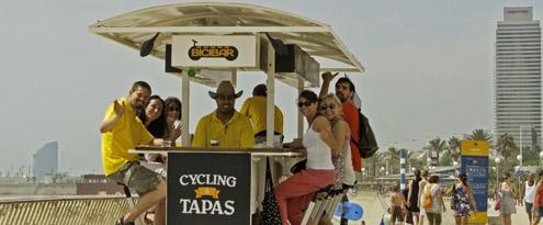 bicicar barcelona