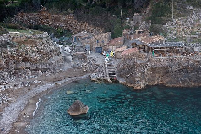 Deia pueblo de Mallorca