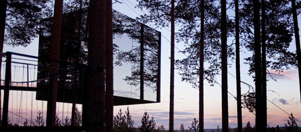 hotel arbol Suecia