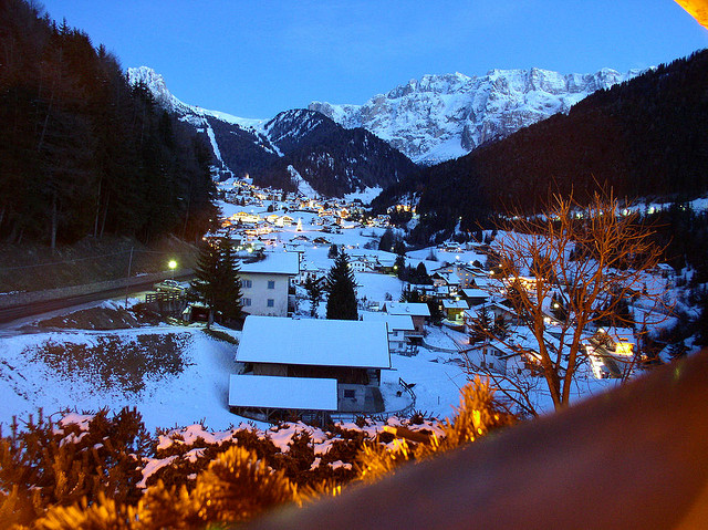 Valle de Gardena Italia