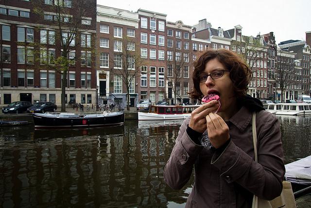 Gastronomía en Ámsterdam