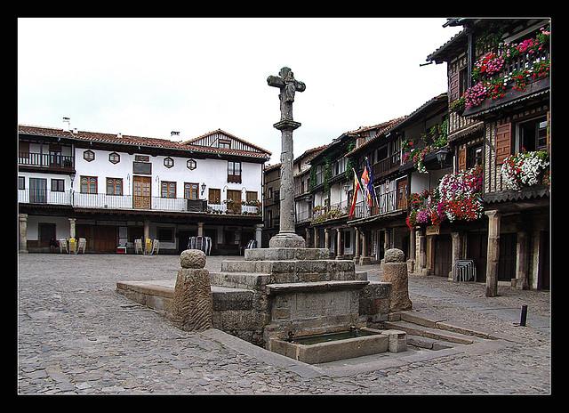 pueblo la Alberca