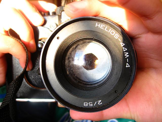 cámara de fotos para viajes