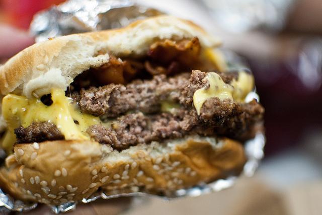 five guys hamburguesa