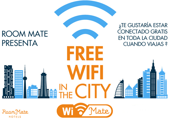 free wifi hoteles