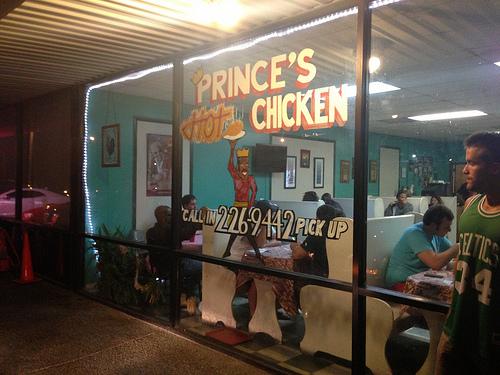 restaurantes en Estados Unidos