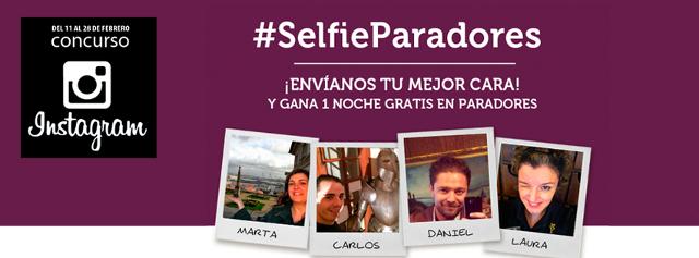 concurso instagram de Paradores