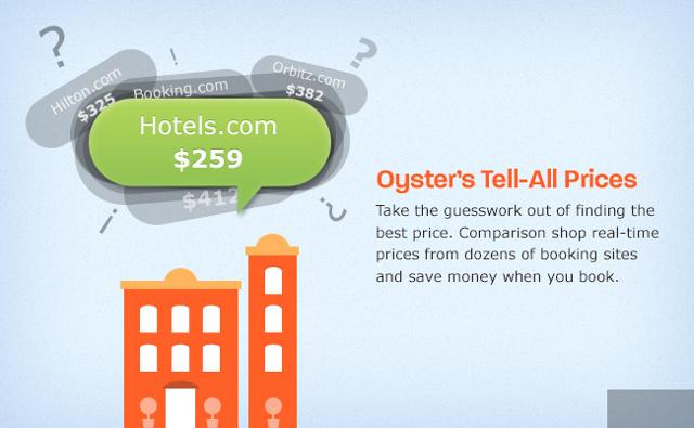 oyster buscador hoteles