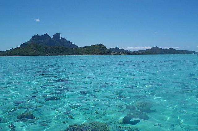 Isla de Bora Bora