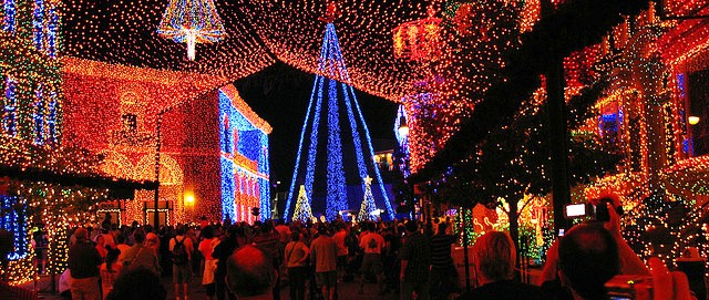 Disney World Navidad