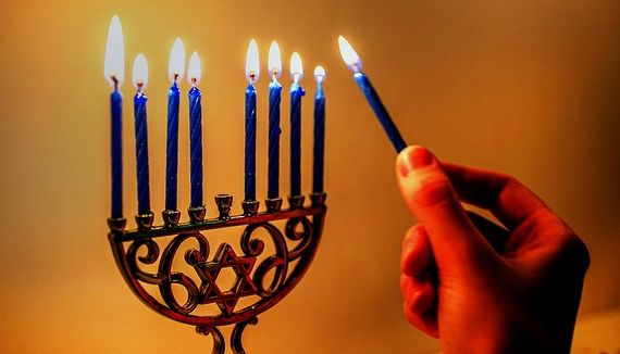 Fotografía de Hanukkah