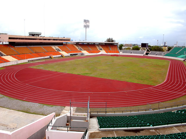 Santo Domingo Estadio Olímpico