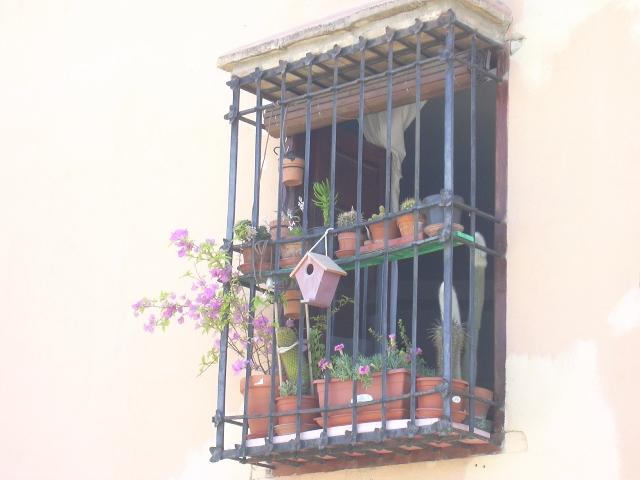 Albaicin ventana for Arquitectura granada